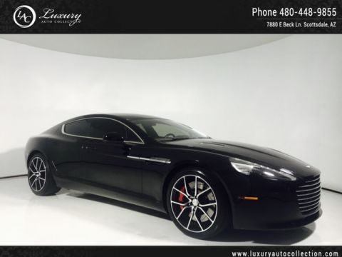 2016 Aston Martin Rapide S Navi | Rear Camera | Sport Seats | Premium Sound | 15 17 With Navigation