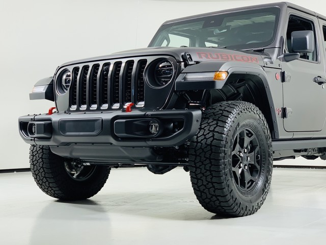 Pre-Owned 2020 Jeep Gladiator Rubicon Launch Edition