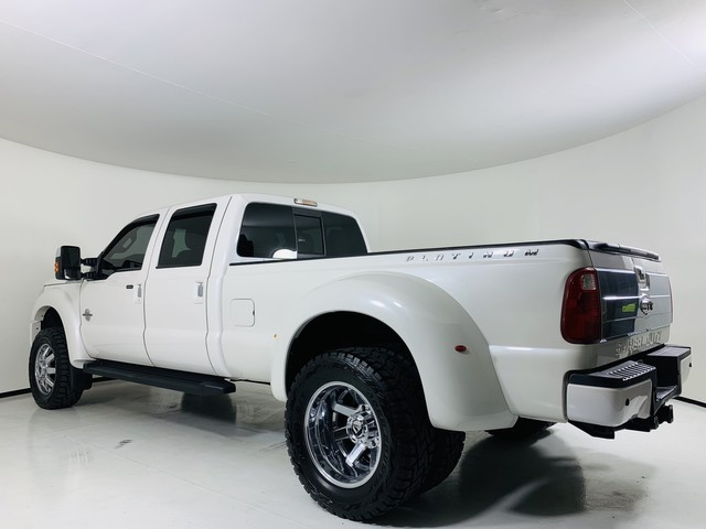 Pre-Owned 2013 Ford Super Duty F-450 DRW Platinum