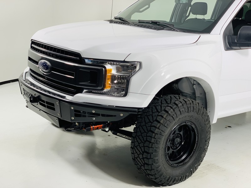 Pre-Owned 2018 Ford F-150 4WD SuperCrew Raptor Build