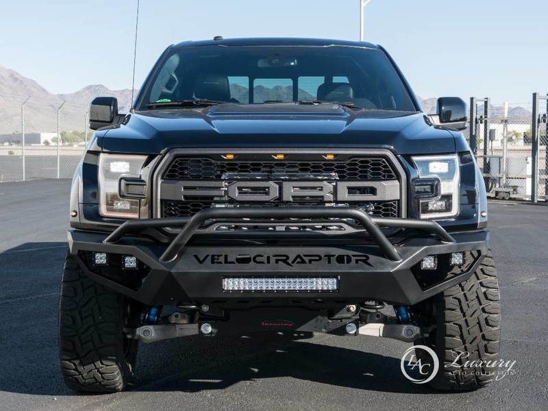 Pre-Owned 2017 Ford F-150 Raptor HENNESSEY VelociRaptor 6X6