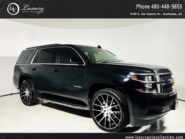 2017 chevrolet tahoe lt navi 24 wheels rear camera htd seats 16 suv in scottsdale 1982. Black Bedroom Furniture Sets. Home Design Ideas