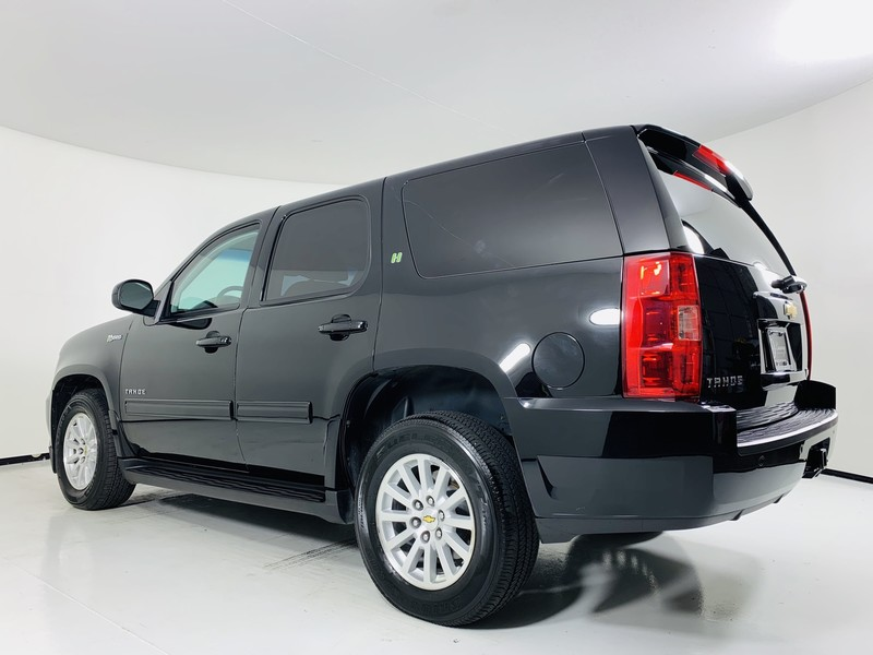 Pre-Owned 2013 Chevrolet Tahoe Hybrid Fully Armored A9/B6+