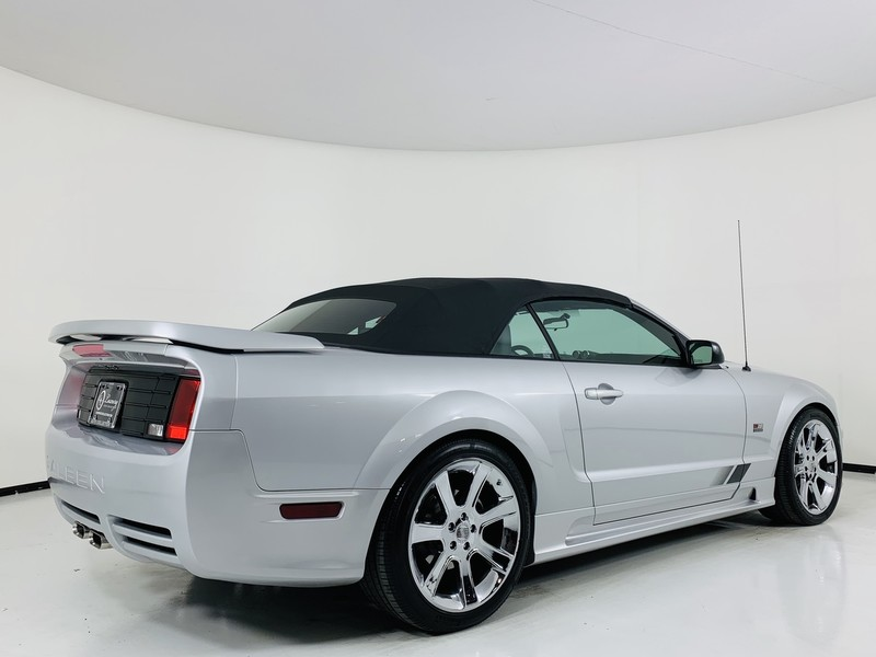 Pre-Owned 2006 Ford Mustang Saleen S281 Low miles