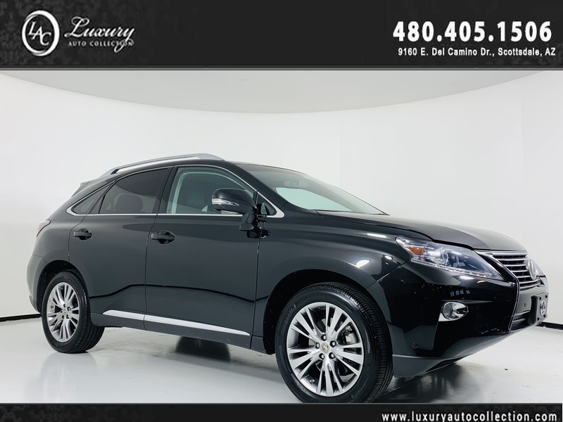 Pre-Owned 2014 Lexus RX 350 AWD
