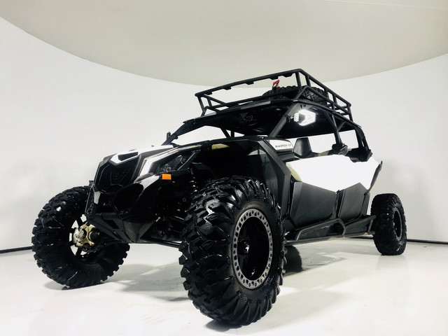 2017 Can Am Maverick 4 Seater >> 2017 Can-Am Maverick X3 Max Turbo 4-Seater | 32 DOT Tires | 16 Beadlock Wheels | Cargo Rack in ...