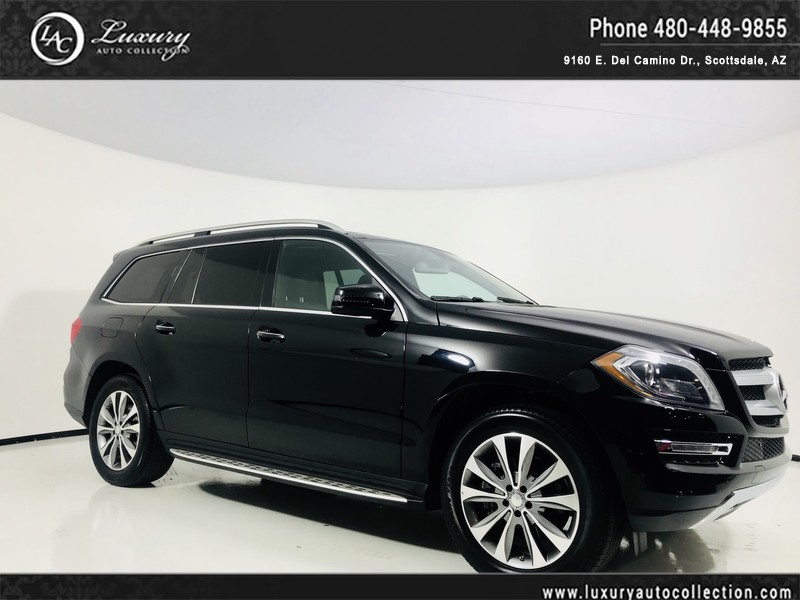 Pre-Owned 2015 Mercedes-Benz GL-Class GL 350 4MATIC® BlueTEC Diesel