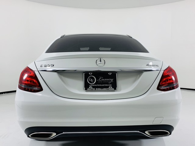 Pre-Owned 2016 Mercedes-Benz C-Class C 300 4 Matic Sedan