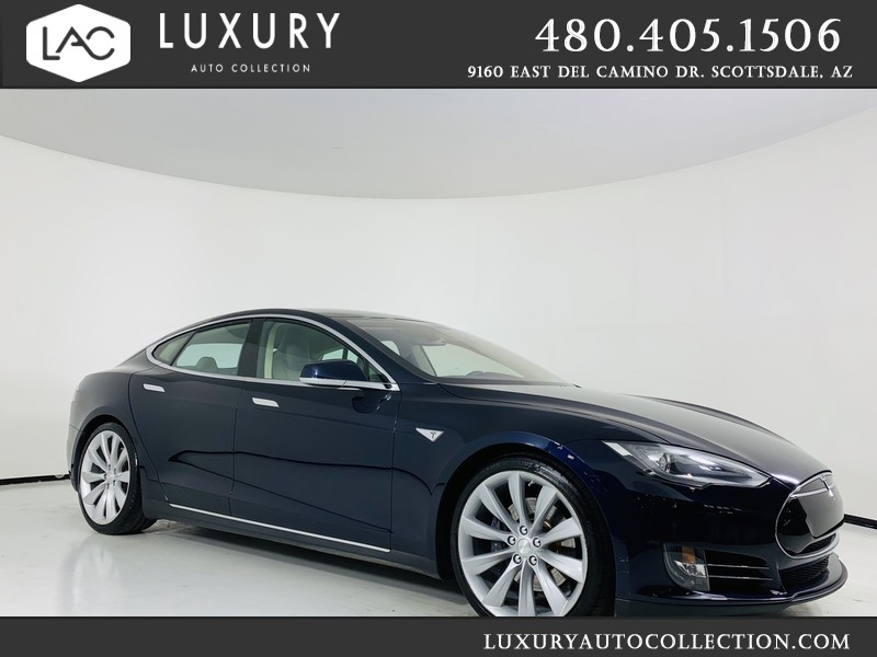 Pre-Owned 2013 Tesla Model S 85 Sedan