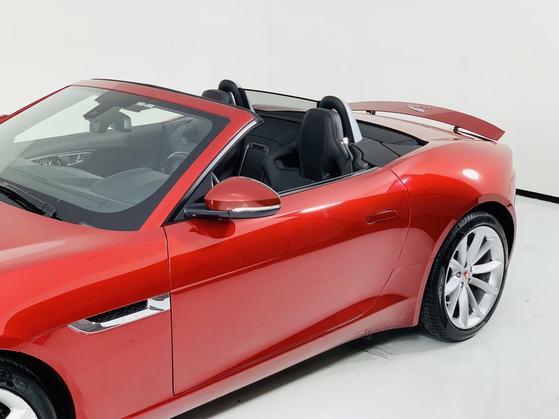 Pre-Owned 2016 Jaguar F-TYPE S V6 Supercharged Convertible