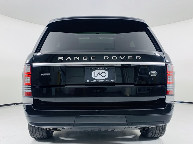 Pre-Owned 2016 Land Rover Range Rover V6 Supercharged HSE