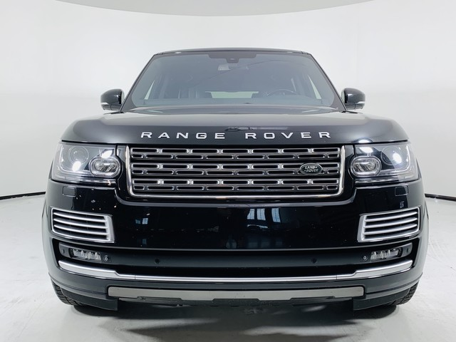 Pre-Owned 2015 Land Rover Range Rover Autobiography Black LWB w/ Executive Seating And Theatre
