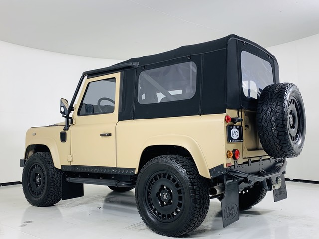 Pre-Owned 1990 Land Rover Defender 90 Resto-Mod w/ 6.2L LS3 Tophat Build