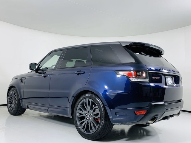 Pre-Owned 2017 Land Rover Range Rover Sport V6 Supercharged HSE Dynamic