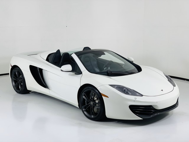 Pre-Owned 2013 McLaren MP4-12C Spider