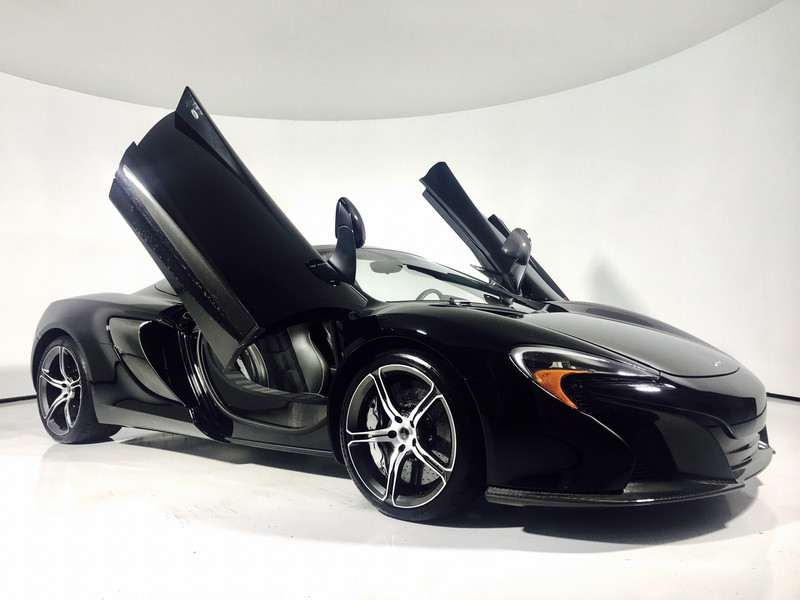 2016 Mclaren 650s Spider Carbon Fiber Trim Navigation Fresh
