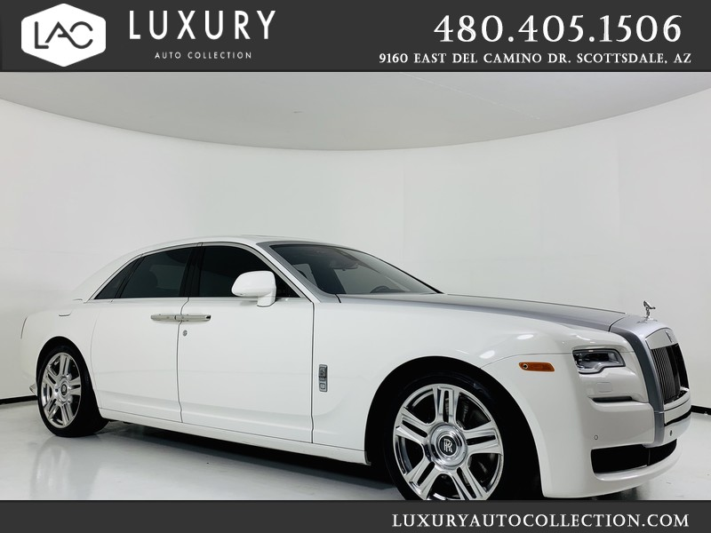 Pre-Owned 2017 Rolls-Royce Ghost Sedan
