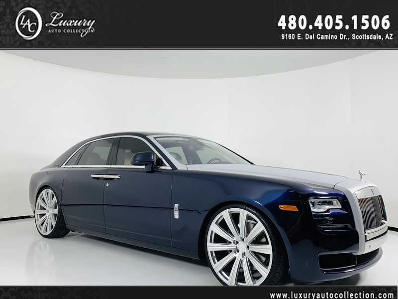 Pre-Owned 2015 Rolls-Royce Ghost Sedan