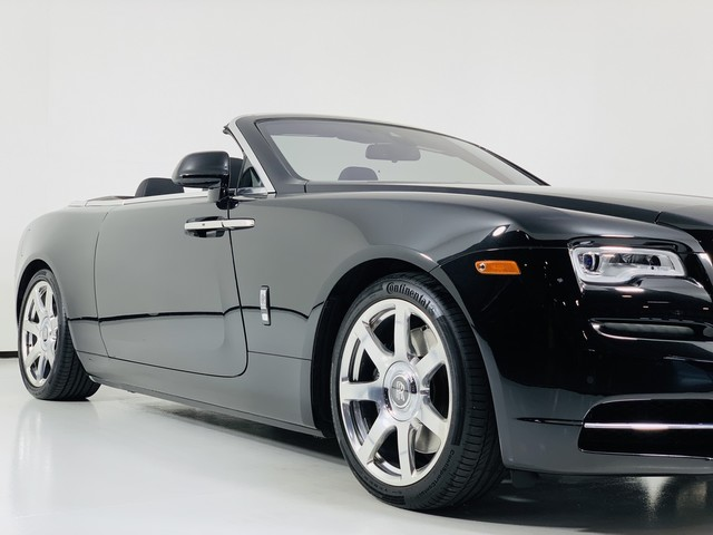Pre-Owned 2016 Rolls-Royce Dawn Convertible