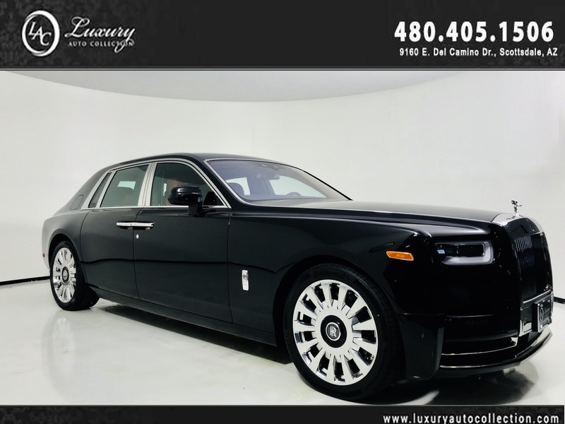 Pre-Owned 2018 Rolls-Royce Phantom VIII Bespoke Order w/ Rear Theater & Executive 4-Place Seats