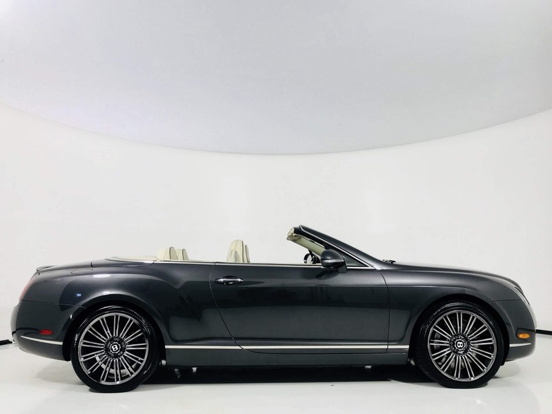 2011 Bentley Continental Gt Speed Convertible Mulliner Pkg Speed