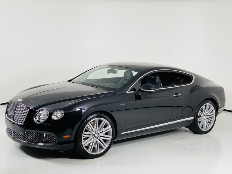 Pre-Owned 2014 Bentley Continental GT Speed