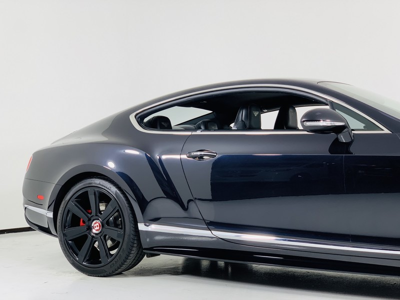Pre-Owned 2014 Bentley Continental GT V8 S
