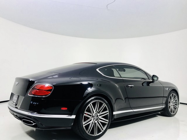 2016 Bentley Continental GT Speed | Carbon Fiber Trim | Quilted Int ...