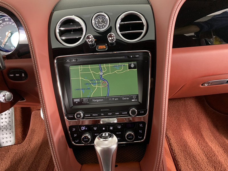 Pre-Owned 2012 Bentley Continental GT Coupe
