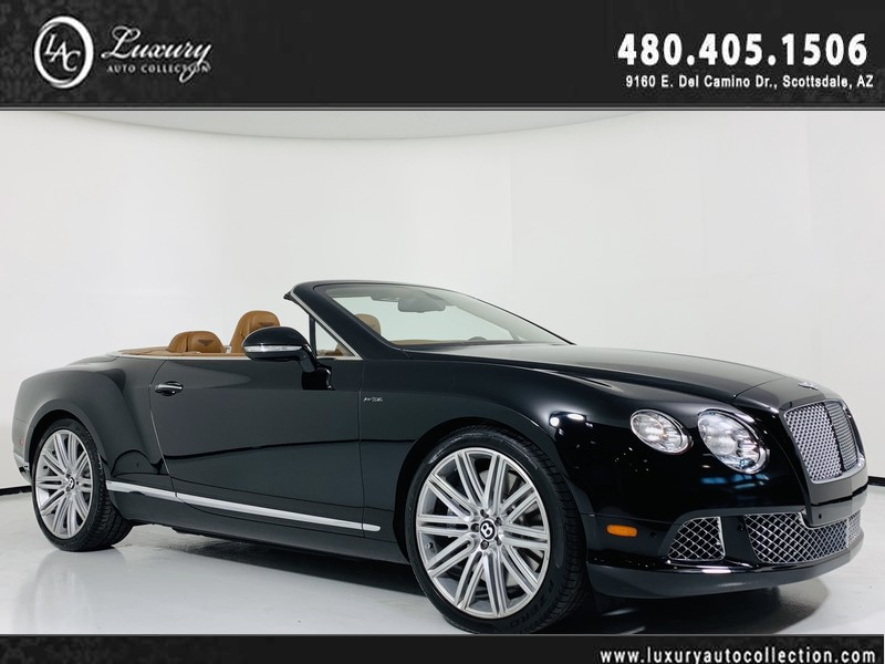 Pre Owned 2017 Bentley Continental Gt Sd