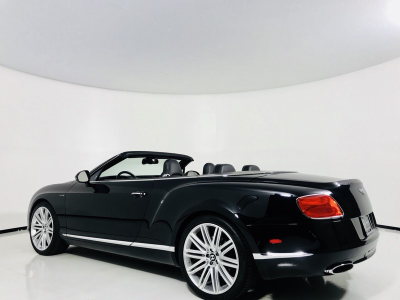 Pre-Owned 2014 Bentley Continental GT Speed Conv