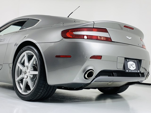 Pre-Owned 2007 Aston Martin Vantage V8 Sportshift Coupe