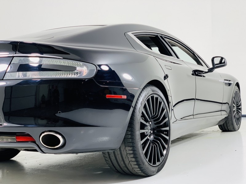 Pre-Owned 2012 Aston Martin Rapide Luxury Sedan