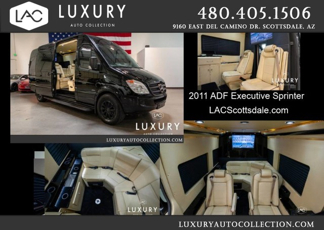 Pre-Owned 2011 Mercedes-Benz Sprinter 170 SS 2500 ADF Executive Office