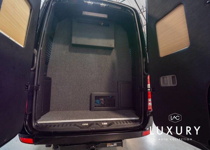 Pre-Owned 2011 ADF Mercedes-Benz Business Sprinter Full Partition