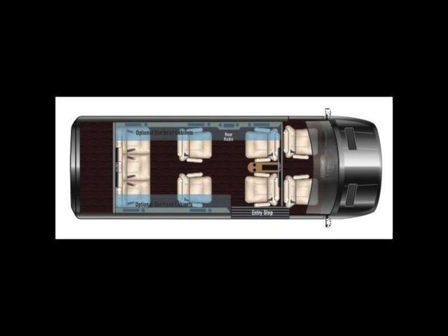 New 2020 Midwest Automotive Designs Business Class Full Partition STD