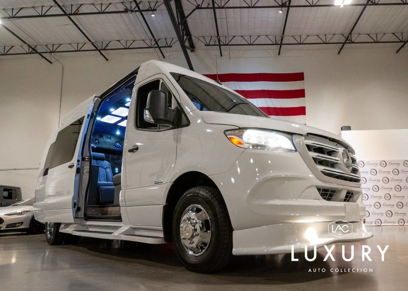 New 2020 Midwest Automotive Designs Mercedes-Benz Sprinter 170