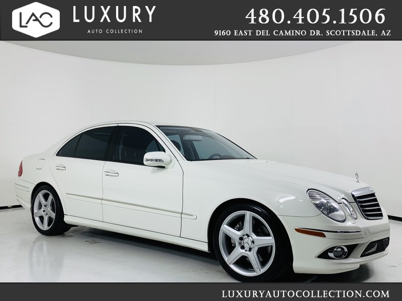 Pre-Owned 2009 Mercedes-Benz E-Class Sport 3.5L