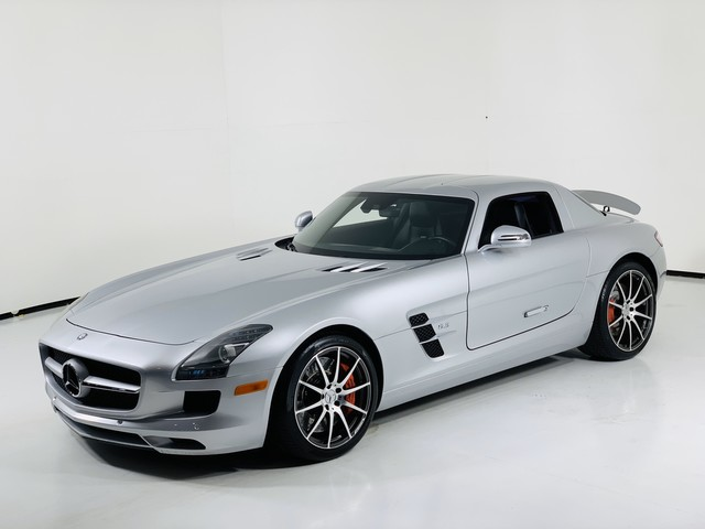 Pre-Owned 2012 Mercedes-Benz SLS AMG® Coupe SLS AMG®