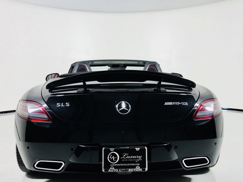 Pre Owned 2012 Mercedes Benz SLS AMG Roadster | Navi | Rear Camera |
