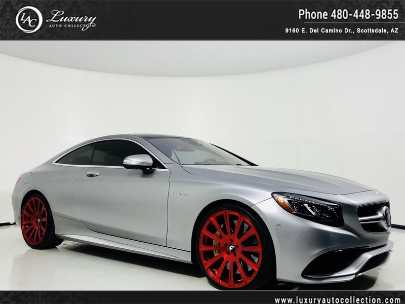 2015 Mercedes-Benz S-Class S 63 AMG Coupe | Edition 1 Coupe in ...