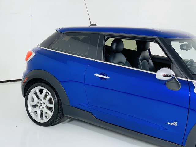 Pre-Owned 2013 MINI Cooper Paceman S ALL4