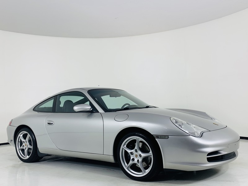 Pre-Owned 2002 Porsche 911 Carrera Coupe