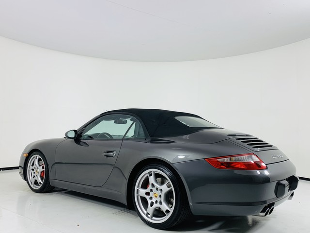 Pre-Owned 2006 Porsche 911 Carrera S Cabriolet 6-Speed