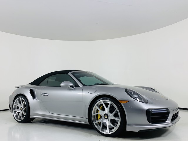 Pre-Owned 2017 Porsche 911 Turbo S