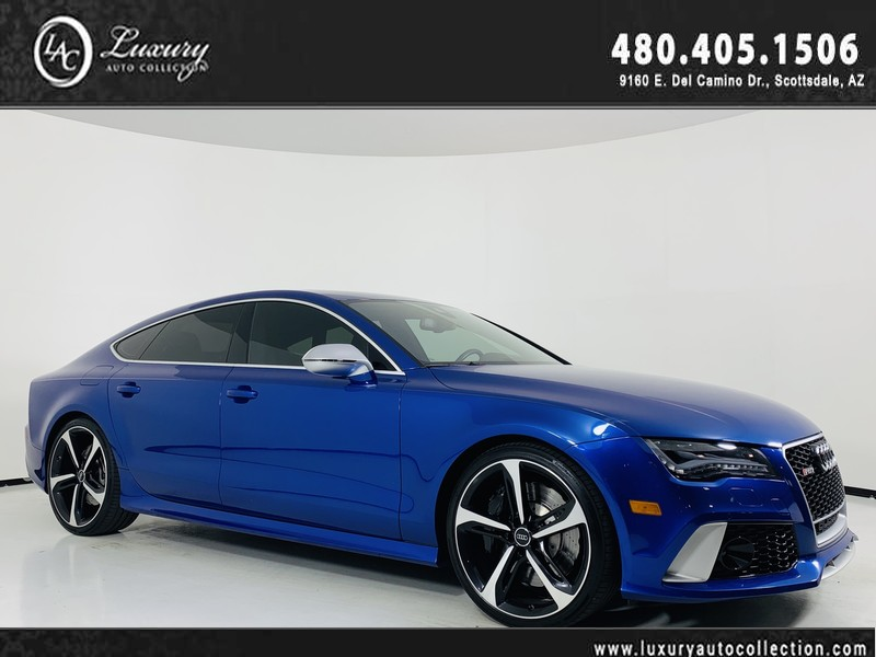 Pre-Owned 2015 Audi RS 7 Prestige / CPO 100K Mile Warranty