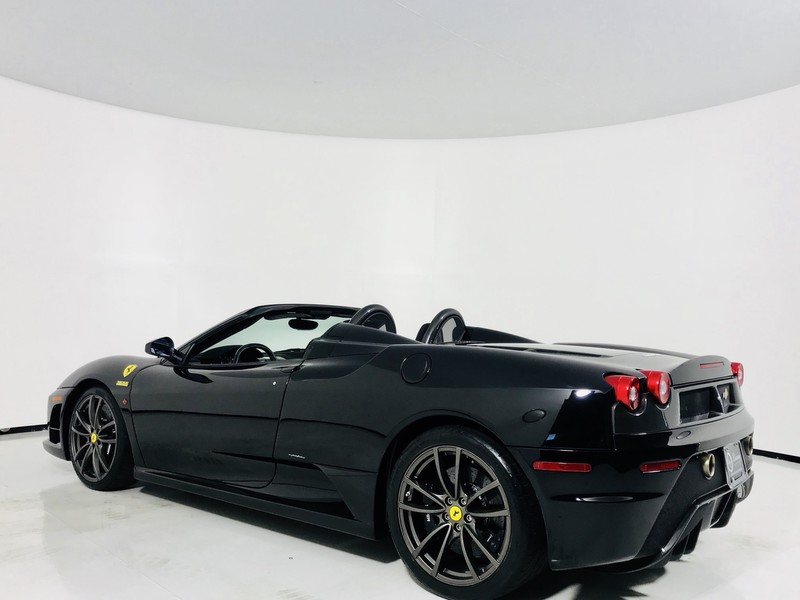 Pre-Owned 2009 Ferrari 430 Scuderia Spider 16M Convertible