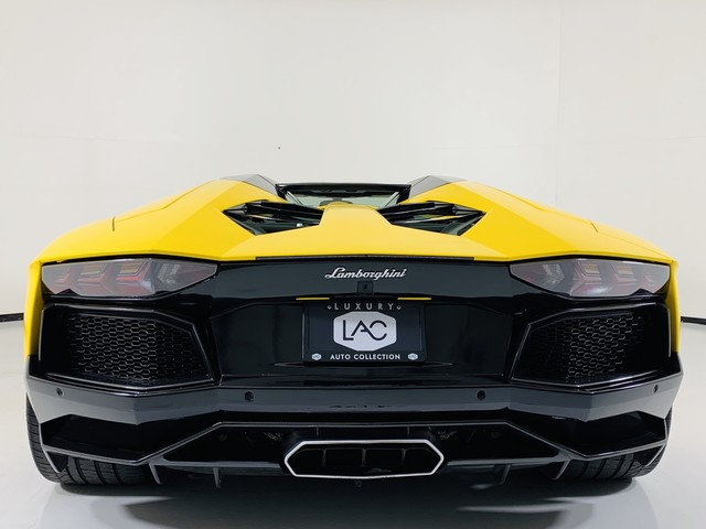 Pre-Owned 2014 Lamborghini Aventador LP700-4 Convertible Roadster