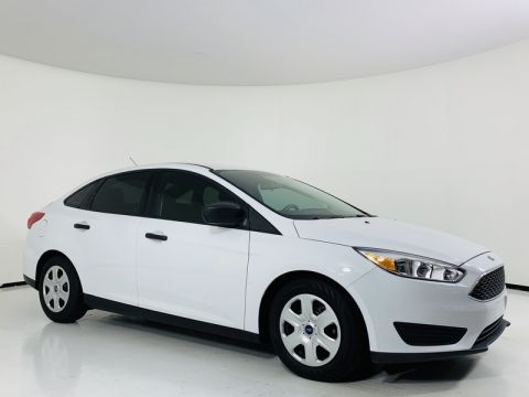 Pre-Owned 2016 Ford Focus S Sedan