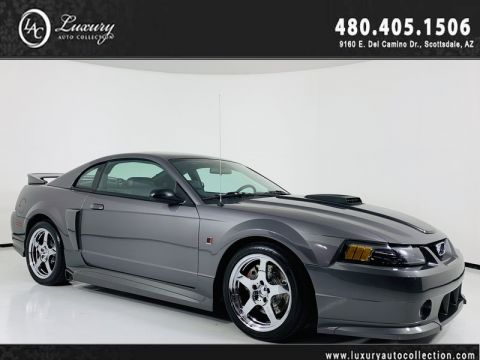 Pre-Owned 2004 Ford Mustang GT Roush Stage 2